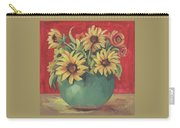 Not Just Sunflowers Carry-all Pouch