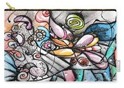 Note Card Art Carry-all Pouch
