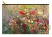 Nothing But Flowers Carry-all Pouch