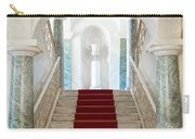 Noto, Sicily, Italy - Luxury Entrance Of Nicolaci Palace Carry-all Pouch