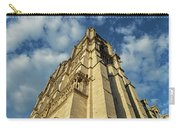 Notre Dame Angles In Color - Paris, France Carry-all Pouch