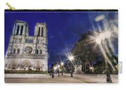 Notre Dame Cathedral Paris 2 Carry-all Pouch