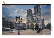 Notre Dame Cathedral Paris 2.0 Carry-all Pouch