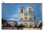 Notre Dame Cathedral Paris 3 Carry-all Pouch