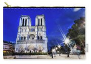 Notre Dame Cathedral Paris 4 Carry-all Pouch