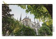 Notre Dame Cathedral - Paris, France Carry-all Pouch