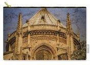 Paris, France - Notre-dame De Paris - Apse Carry-all Pouch