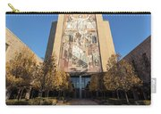 Notre Dame Library 2 Carry-all Pouch
