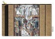 Notre Dame's Touchdown Jesus Carry-all Pouch