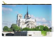 Notre Dame Over Water Carry-all Pouch