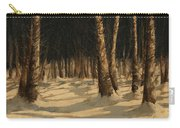 Notte Di Neve Carry-all Pouch