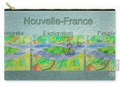 Nouvelle-france Mug Shot Carry-all Pouch