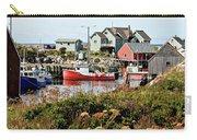 Nova Scotia Fishing Community Carry-all Pouch