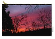 November 2016 Sunrise Carry-all Pouch