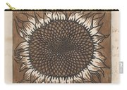 November, Julie The Like, 1917 Carry-all Pouch