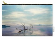 November On A Bavarian Lake Carry-all Pouch