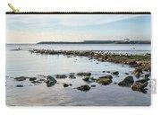 November Seascape 5 - Lyme Regis Carry-all Pouch