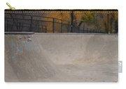 November Skatescape #4 Carry-all Pouch