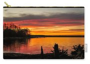 November Sunset Manasquan Reservoir Nj Carry-all Pouch
