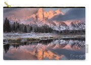 November Teton Pastels Carry-all Pouch