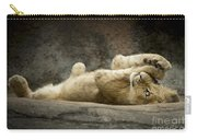 Now I Lay Me Down To Sleep Carry-all Pouch