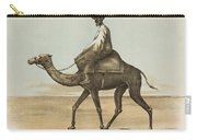 Noyes, Edward , Riding Camel Carry-all Pouch