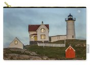 Nubble At Sunset Carry-all Pouch