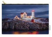 Nubble Light Christmas Carry-all Pouch