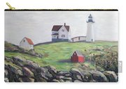 Nubble Light House Carry-all Pouch