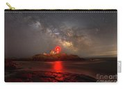 Nubble Light Milky Way Rising Carry-all Pouch