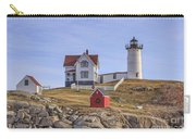 Nubble Lighthouse York Maine Carry-all Pouch