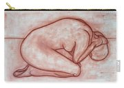 Nude 19 Carry-all Pouch