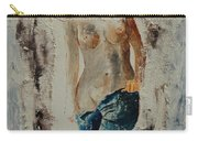 Nude 674521 Carry-all Pouch
