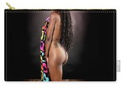 Nude African Woman 1728.069 Carry-all Pouch
