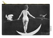 Nude Allegory, 1890s Carry-all Pouch