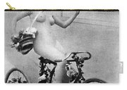 Nude And Bicycle, C1900 Carry-all Pouch