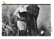Nude And Camera, C1880 Carry-all Pouch