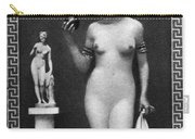 Nude As Aphrodite, C1900 Carry-all Pouch