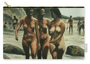 Nude Beach Carry-all Pouch