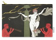 Nude Dancer  Carry-all Pouch