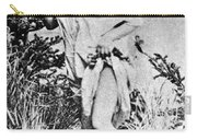 Nude In Wilderness Carry-all Pouch