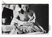 Nude Ironing, C1861 Carry-all Pouch