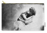 Nude Love Scene, 1890s Carry-all Pouch