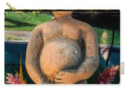 Nude Man Scupture 1 Carry-all Pouch