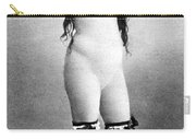 Nude Posing, C1888 Carry-all Pouch