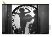 Nude Shadow, 1920s Carry-all Pouch