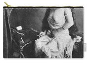 Nude Smoking, 1913 Carry-all Pouch