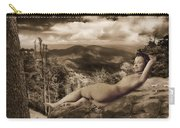 Nude Sunbather Carry-all Pouch