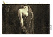 Nude Woman Model 1722  019.1722 Carry-all Pouch