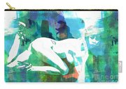 Nude Woman Painting Photographic Print 0031.02 Carry-all Pouch